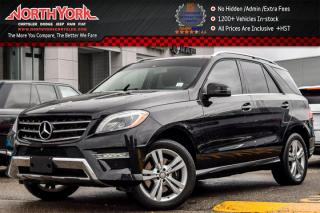 Used 2015 Mercedes-Benz ML-Class ML 350 BlueTEC 4Matic|Pano_Sunroof|H/K Audio|Nav|Blind Spot for sale in Thornhill, ON