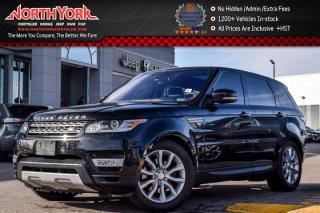 Used 2016 Land Rover Range Rover Sport Td6 HSE AWD|Diesel|BlindSpot|LaneKeep|20