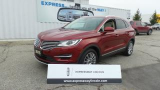 Used 2015 Lincoln MKC AWD 2.0L Eco, Navi, Moon, Leather for sale in Stratford, ON