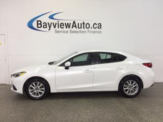 Used 2014 Mazda MAZDA3 GS- SKYACTIV|ALLOYS|REV CAM|BLUETOOTH|CRUISE! for sale in Belleville, ON