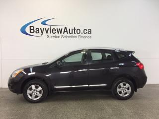 Used 2013 Nissan Rogue S - AWD! FULL PWR GROUP! for sale in Belleville, ON