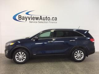 Used 2017 Kia Sorento LX- AWD|2.4L|HTD STS|BLUETOOTH|PARK AID! for sale in Belleville, ON