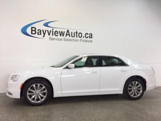 Used 2017 Chrysler 300 LTD- AWD|REM STRT|PANOROOF|HTD LTHR|NAV|REV CAM! for sale in Belleville, ON