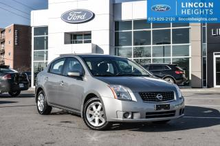 Used 2008 Nissan Sentra 2.0 SL for sale in Ottawa, ON