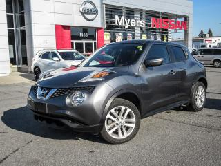 Used 2015 Nissan Juke SV, INTELLIGENT KEY, BACK UP CAMERA, A/C for sale in Orleans, ON