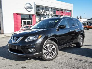 Used 2016 Nissan Rogue SL, Navigation, leather seats,back up camera!! for sale in Orleans, ON