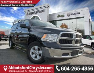 Used 2016 Dodge Ram 1500 SLT *ACCIDENT FREE* *LOCALLY DRIVEN* for sale in Abbotsford, BC