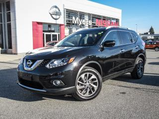 Used 2016 Nissan Rogue SL, NAVIGATION, LEATHERS SEATS, MOONROOF, BACK UP CAMERA for sale in Orleans, ON