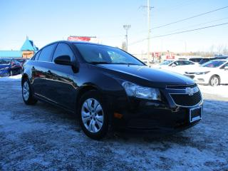 Used 2014 Chevrolet Cruze 1LT for sale in Kingston, ON