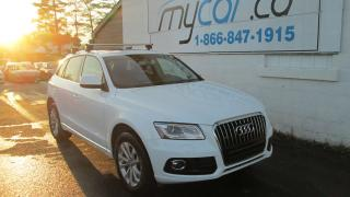 Used 2014 Audi Q5 2.0 Progressiv for sale in Richmond, ON