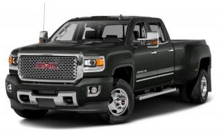 New 2018 GMC Sierra 3500 HD Denali for sale in Port Coquitlam, BC