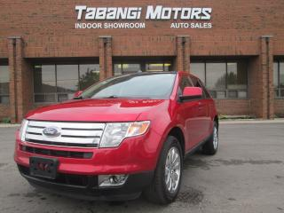 Used 2010 Ford Edge SEL | PANORAMIC ROOF | LEATHER | HEATED SEATS | for sale in Mississauga, ON