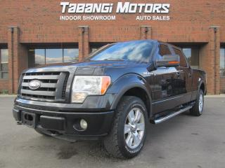 Used 2010 Ford F-150 FX4 |4X4 | LEATHER | SUNROOF | SIDE STEP | for sale in Mississauga, ON