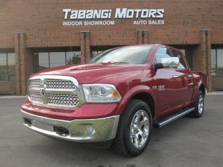 Used 2013 Dodge Ram 1500 LARAMIE | NAVIGATION | CREW CAB | for sale in Mississauga, ON