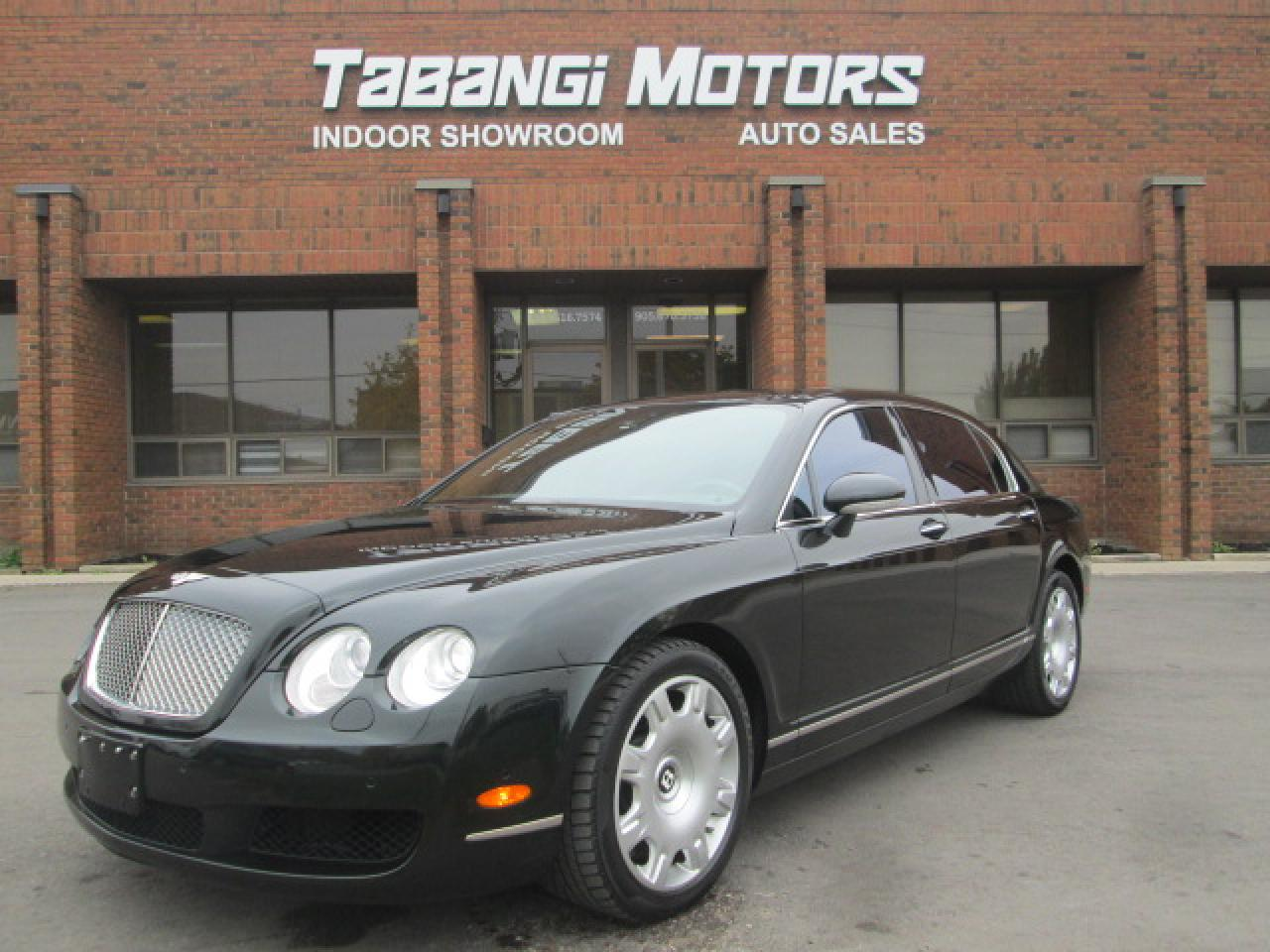 Photo of Black 2006 Bentley Continental