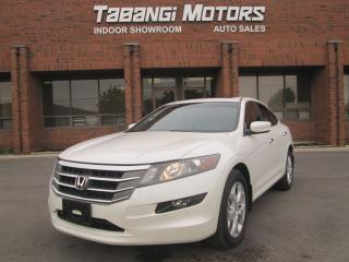 Used 2010 Honda Accord Crosstour AWD | BLUETOOTH | SUNROOF | LEATHER for sale in Mississauga, ON