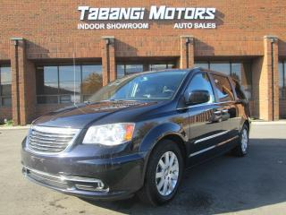 Used 2011 Chrysler Town & Country DUAL DVD   LEATHER   POWER DOORS & TAIL GATE   for sale in Mississauga, ON