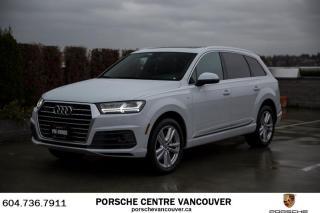 Used 2017 Audi Q7 3.0T Technik quattro 8sp Tiptronic for sale in Vancouver, BC