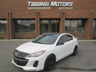 Used 2012 Mazda MAZDA3 Carbon Fibre Edition for sale in Mississauga, ON