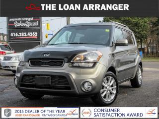 Used 2012 Kia Soul for sale in Barrie, ON