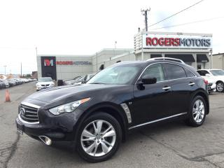 Used 2014 Infiniti QX70 AWD - NAVI - 360 CAMERA for sale in Oakville, ON