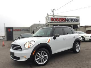Used 2014 MINI Cooper - NAVI - LEATHER - PANORAMIC ROOF for sale in Oakville, ON
