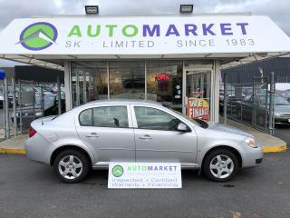 Used 2007 Chevrolet Cobalt LT1 Sedan FINANCING FOR ALL CREDIT! for sale in Langley, BC