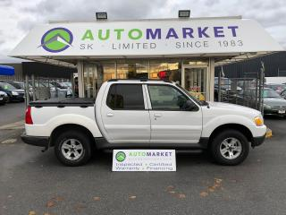 Used 2005 Ford Explorer Sport Trac 4wd FULL SERVICE HISTORY! WARRANTY! for sale in Langley, BC