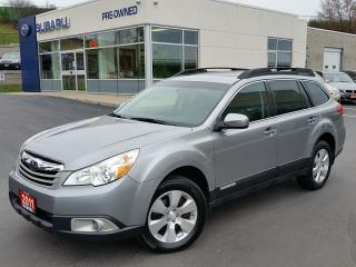 Used 2011 Subaru Outback 3.6R w/Limited Pkg for sale in Kitchener, ON