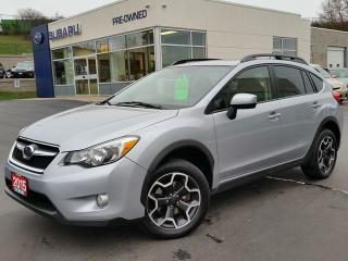 Used 2015 Subaru XV Crosstrek Sport for sale in Kitchener, ON