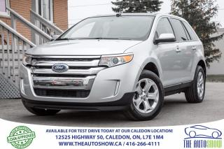 Used 2012 Ford Edge SEL | 4X4 | NAVI | BACK UP CAMERA | SERVICE RECORD for sale in Caledon, ON