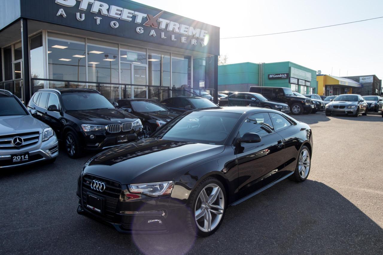 2015 Audi S5 Technik | AWD | NAVI | BACKUP CAM | HEATED SEATS