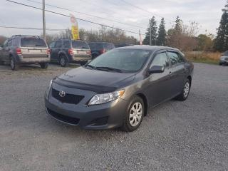 Used 2010 Toyota Corolla CE POWER WINDOWS / LOCKS for sale in Gormley, ON