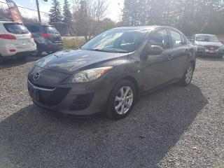 Used 2010 Mazda MAZDA3 GS POWER SUNROOF for sale in Gormley, ON