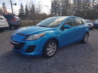 Used 2010 Mazda MAZDA3 I CERTIFIED for sale in Gormley, ON