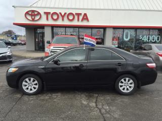 Used 2009 Toyota Camry Hybrid for sale in Cambridge, ON