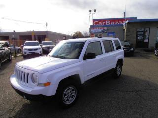 Used 2014 Jeep Patriot north for sale in Brampton, ON