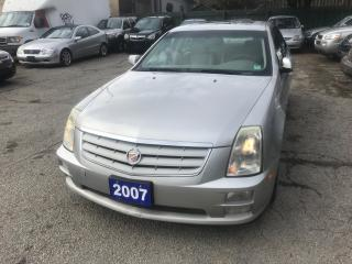 Used 2007 Cadillac STS for sale in Toronto, ON