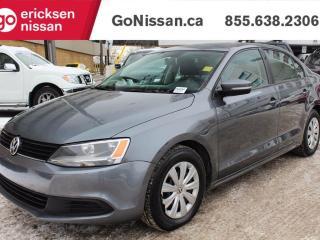 Used 2014 Volkswagen Jetta 2.0L COMFORTLINE for sale in Edmonton, AB