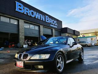 Used 1998 BMW Z3 for sale in Surrey, BC