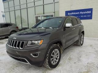 Used 2016 Jeep Grand Cherokee LIMITED/LEATHER/SUNROOF/BACKUP CAM/HEATED SEATS for sale in Edmonton, AB
