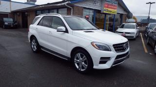 Used 2015 Mercedes-Benz ML 350 ML 350 BlueTEC/NAVI/CRASH SENSOR/IMMACULATE$ 44900 for sale in Brampton, ON