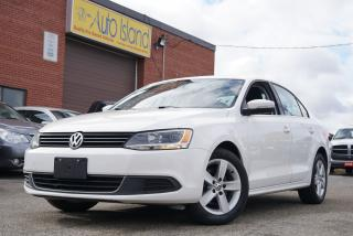 Used 2013 Volkswagen Jetta comfortline,Low KMs,Bluetooth,Sunroof,Alloy for sale in North York, ON