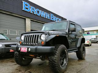 Used 2010 Jeep Wrangler RUBICON for sale in Surrey, BC