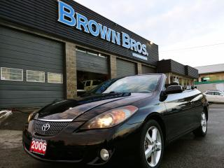 Used 2006 Toyota Camry Solara SE, Local, Low km's for sale in Surrey, BC