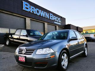 Used 2008 Volkswagen Jetta City for sale in Surrey, BC