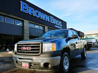 Used 2010 GMC Sierra 1500 WT for sale in Surrey, BC