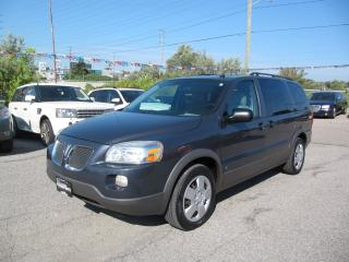 Used 2008 Pontiac Montana for sale in Newmarket, ON