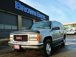 Used 1999 GMC Yukon SLT for sale in Surrey, BC