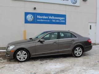 Used 2013 Mercedes-Benz E-Class 4Matic for sale in Edmonton, AB